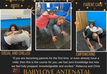 Swansea antenatal and parenting class starting this month